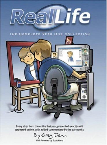 9780974696621: Real Life: The Year One Collection