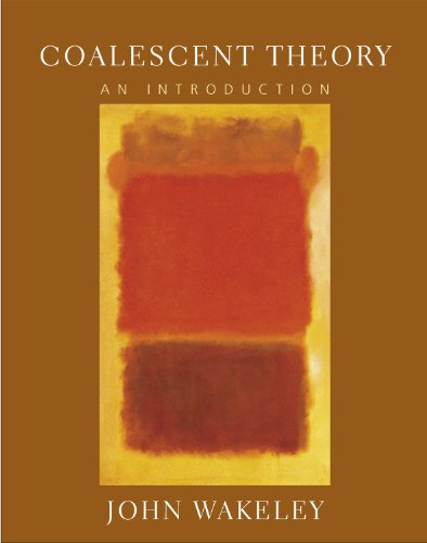 9780974707754: Coalescent Theory: An Introduction
