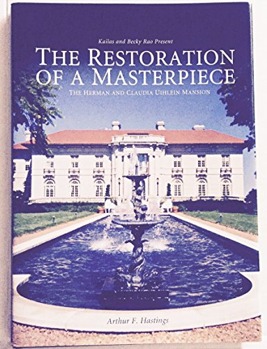 Kailas and Becky Rao Present The Restoration: Hastings, Arthur F.
