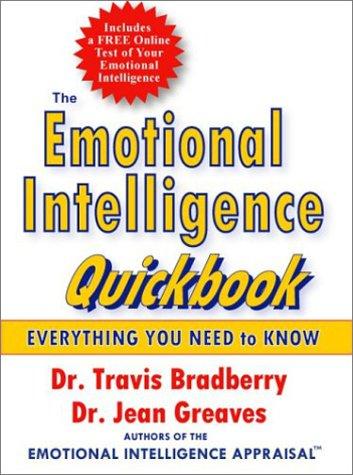 9780974719306: The Emotional Intelligence Quickbook