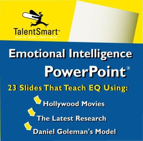 9780974719382: Emotional Intelligence PowerPoint