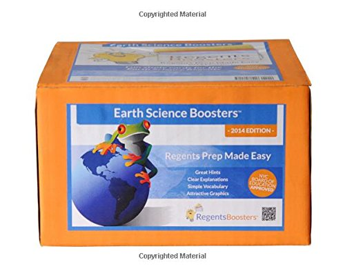 9780974733906: Earth Science Boosters (Regents Boosters)