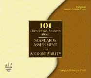 9780974734323: 101 Questions and Answers about Standards, Assessment and Accountability