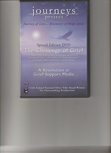 9780974736815: Journey of Loss... Discovery of Hope - Special Edition DVD - The Healing of Grief