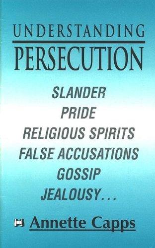9780974751337: Understanding Persecution