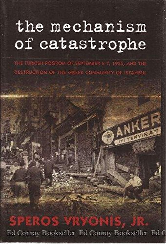 The Mechanism of Catastrophe