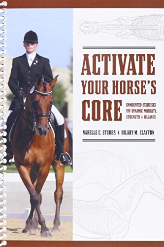9780974767017: Activate Your HOrse's Core : Unmounted Exercises for Dynamic Mobility, Strength and Balance