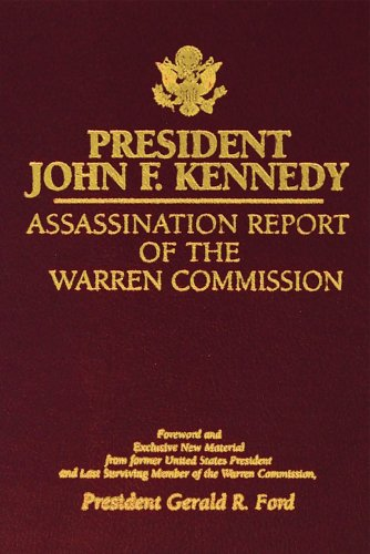 Signed Limited Edition President John F Kennedy: Gerald R. Ford