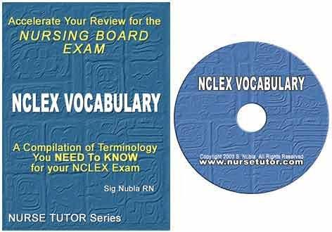 9780974779430: NCLEX Vocabulary