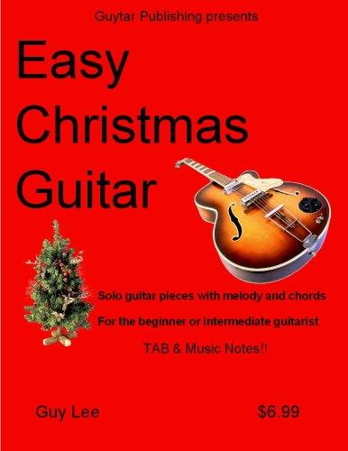 9780974779546: Easy Christmas Guitar