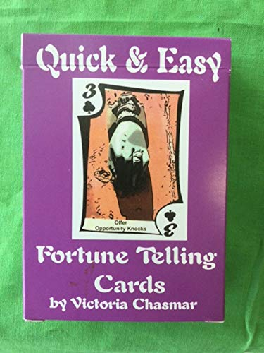 9780974807904: Quick & Easy Fortune Telling Cards