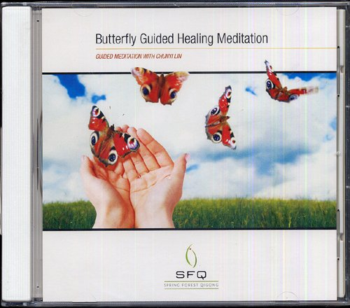 9780974810645: Spring Forest : Butterfly Guided Healing Meditation (Guided Meditation with Chunyi Lin)