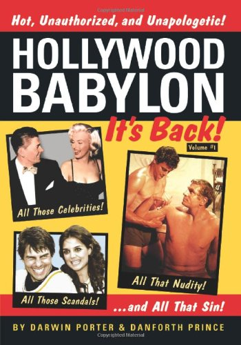 Hollywood Babylon Volume #1