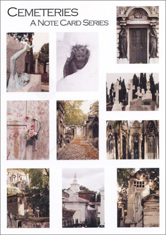 9780974815602: Cemeteries, A Note Card Series: Cemetery Note Cards