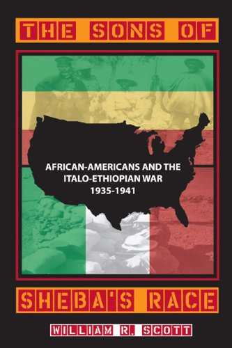 9780974819839: Sons of Sheba's Race, The: African-Americans and the Italo-Ethiopian War, 1935-1941