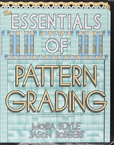 Essentials of Pattern Grading : The Projection of Cartesian Coordinates into a Spherical Geometry ...