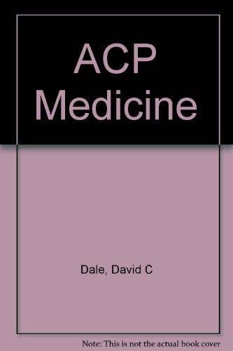 9780974832715: ACP Medicine