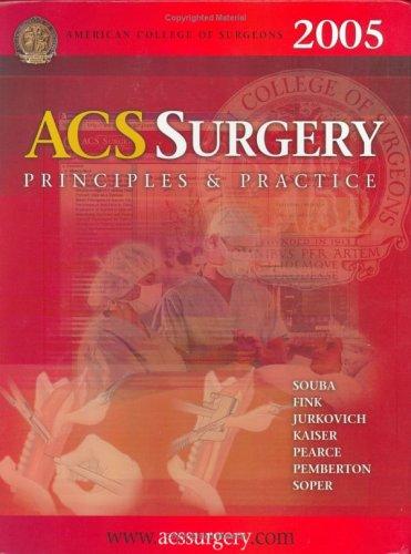 9780974832746: ACS Surgery: Principles & Practice