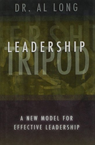 9780974839110: Leadership Tripod: A New Model for Effective Leadership