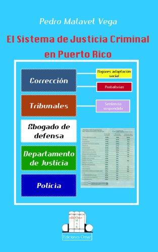 9780974842134: El Sistema de Justicia Criminal en Puerto Rico (Spanish Edition)