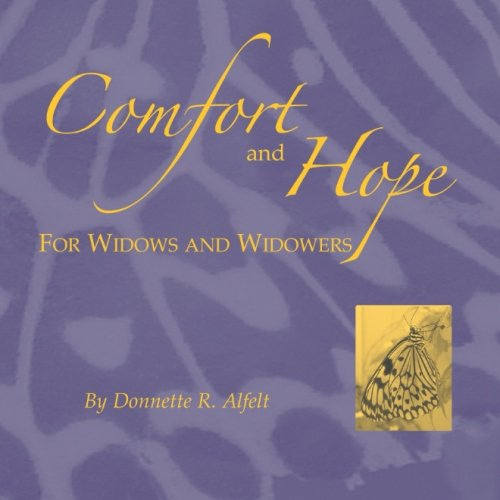 9780974842332: Comfort and Hope for Widows and Widowers
