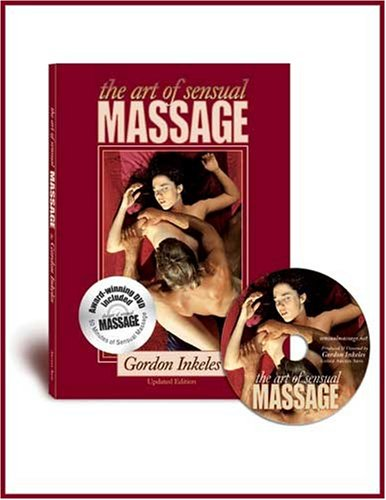 The Art of Sensual Massage (Book & DVD): Gordon Inkeles