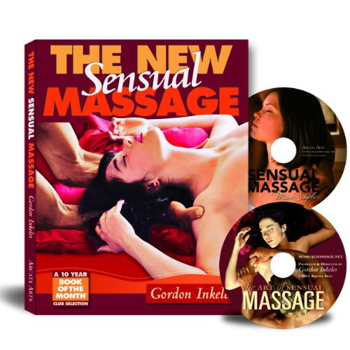9780974853598: The New Sensual Massage Super Package with 2 Award Winning DVDs