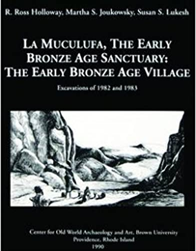 9780974860909: LA Muculufa, the Early Bronze Age Sanctuary