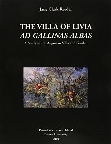 9780974860985: The Villa of Livia Ad Gallinas Albas