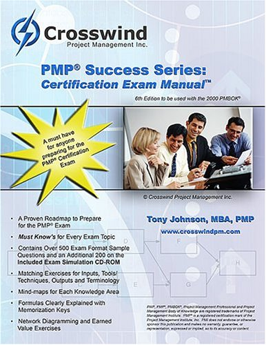 9780974876122: PMP Success Series: Certification Exam Manual with CD-ROM