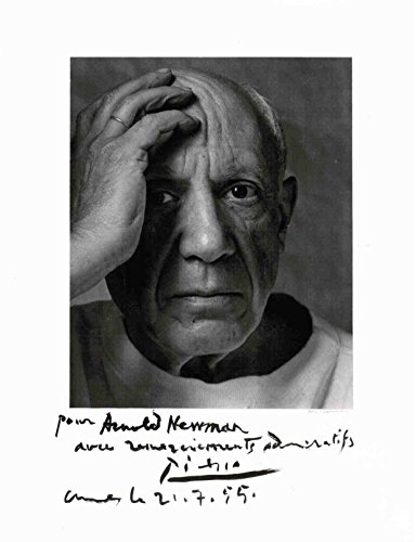Sitters and Signatures: Autographed Portraits: Newman, Arnold