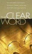 9780974889474: The Clear Word- Pocket Edition
