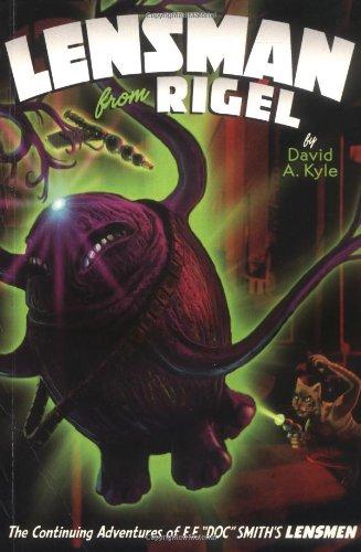 9780974889566: Lensman From Rigel: Second Stage Lensman Trilogy, Vol. 2
