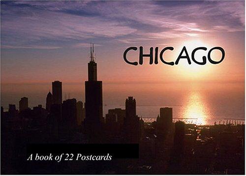 9780974918105: Postcard Book Chicago