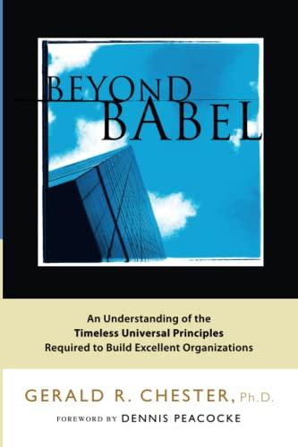 9780974920252: Beyond Babel