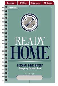 9780974925134: ReadyHome - Home Information Organizer for Emergencies (ReadybooksSeries)