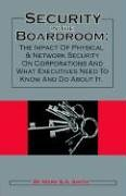 9780974928982: Security in the Boardroom