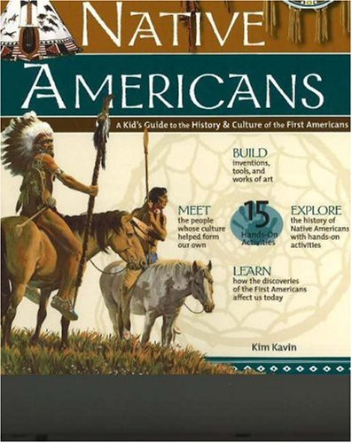 9780974934488: Tools of Native Americans: A Kid's Guide to the History & Culture of the First Americans (Tools of Discovery series)