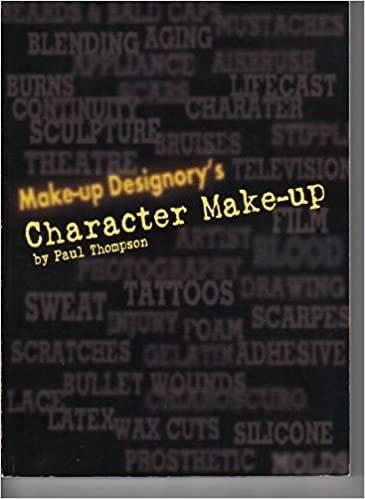 9780974950006: Make-Up Designory's Character Make-Up