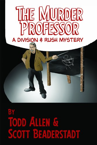 The Murder Professor: Todd Allen