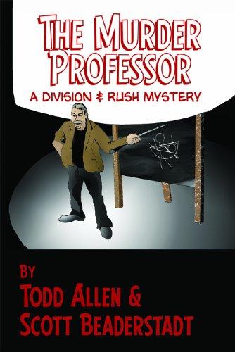 The Murder Professor: Todd Allen