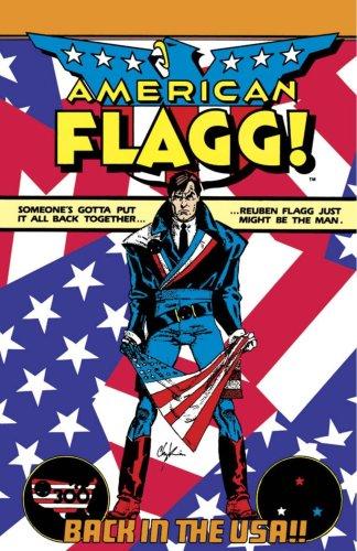 9780974963846: American Flagg! Hardcover