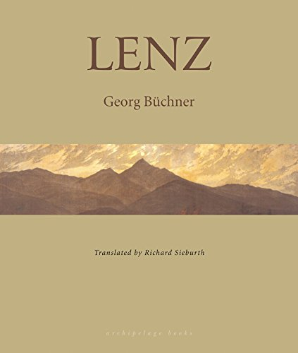 9780974968025: Lenz (English and German Edition)