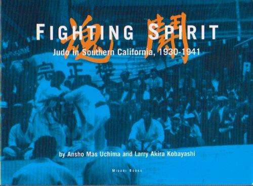 Fighting Spirit - Judo in Southern California: Ansho Mas &
