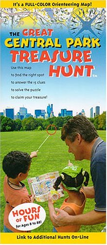9780974980904: The Great Central Park Treasure Hunt