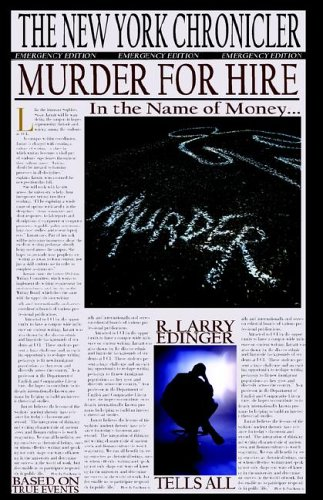 9780974993331: Murder for Hire: In the Name of Money