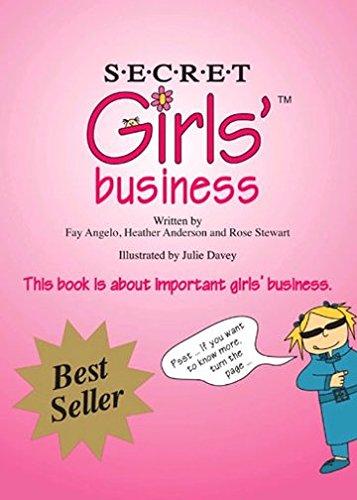 9780975011300: Secret Girls' Business
