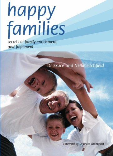 9780975068205: Happy Families. Secrets of Family Enrichment and Fulfilment.