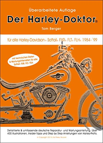 Der Harley-Doktor, Premium Edition: Tom Berger