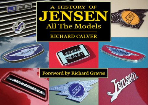 9780975129111: History of Jensen, All the Models